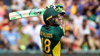 South Africa announce squad for first three ODIs against India; Lungisani Ngidi earns maiden call up