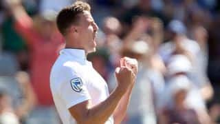 Morne Morkel becomes 5th South African to 300 Test scalps