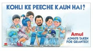 T20 World Cup 2016: Amul releases topical for 'Super Virat' Kohli