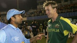 Brett Lee rates Sachin Tendulkar above Brian Lara