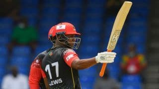 Caribbean Premier League 2021: St. Kitts & Nevis records 2nd win in a row