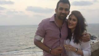 Zaheer Khan engagement: DD, Kumble make goof-up; tag wrong Sagarika on Twitter