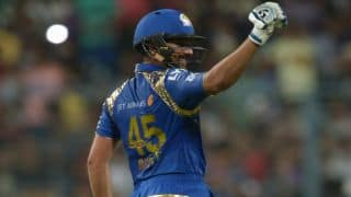 Dear Rohit Sharma, shine on!