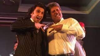 Ranveer Singh: Excited to play Kapil Dev