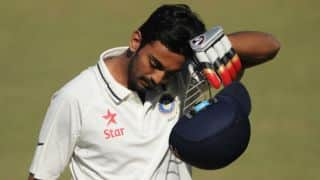 KL Rahul admits to facing more problems batting in second innings