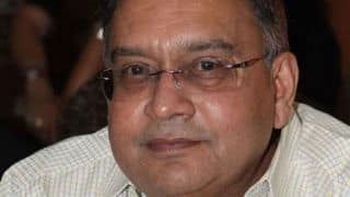 Former IPL chairman Chirayu Amin busted for booze party in Gujarat