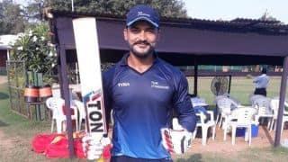 विजय हजारे ट्रॉफी में दोहरा शतक जड़ने वाले पहले बल्लेबाज बने करणवीर