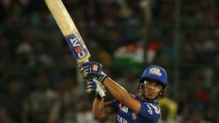 IPL 2018: Ishan Kishan's blitz propels MI to 210 for 6 against KKR