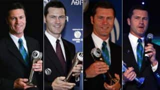 Simon Taufel: The fresh-faced wonder among umpires