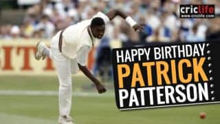 Patrick Patterson: 10 'must-know' facts about the tear-away West Indian pacer who just vanished!