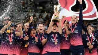 Shrubsole's 6-for squashes India's dream of maiden title
