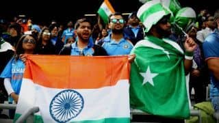 WC 2019: One million fans applied for India, Pakistan match ticket