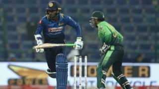 Pakistan edge past Sri Lanka by 32 runs in 2nd ODI despite Upul Tharanga's heroics