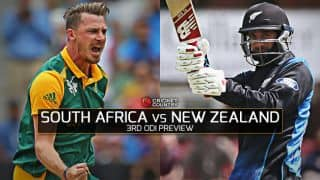 South Africa vs New Zealand 2015, 3rd ODI at Durban, Preview: Close contest expected in series decider