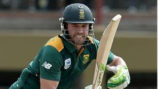 AB de Villiers (Book Review): South Africa star says he wanted to be No. 1