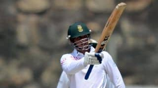 South Africa vs England 2015-16: Quinton de Kock fit to play final Test at Centurion