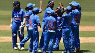 IRE 118/9 in Overs 20 | Target 148 | Live Cricket Score India vs Ireland, ICC Women's World T20 2016 warm-up match, IND vs IRE, Bengaluru: IND win by 29 runs