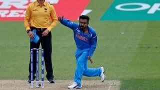 Fit-again Kedar Jadhav surprised at ODI omission