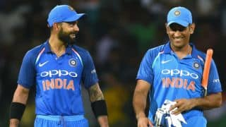 MS Dhoni, Virat Kohli proposed A+ category for central contracts, says CoA chief Vinod Rai