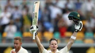 Steven Smith scores 21st hundred; Australia trail by 15 before tea