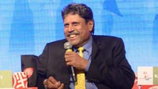 Kapil Dev's wax figure to be launched at Madame Tussauds, Delhi