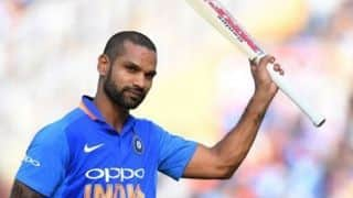 Avoiding negativity, newspapers and maintaining a positive mindset key to Dhawan's success