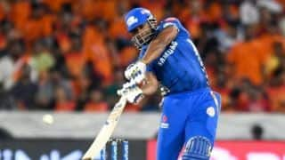 IPL 2019: Bhuvneshwar rues dropped Pollard catch after MI defeat