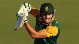 Australia vs South Africa 2014, 3rd ODI: David Miller out for 3