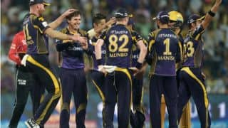 IPL Playoffs 2016: Kolkata Knight Riders favourites to win against Sunrisers Hyderabad in Eliminator
