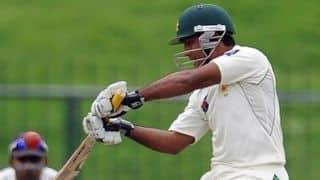 Azhar Ali, Asad Shafiq share 150-run partnership