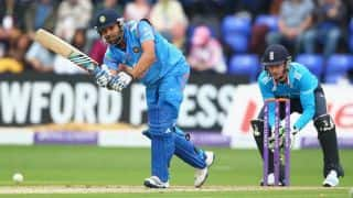 Rohit Sharma ruled out of ODI, T20 series in England; Murali Vijay named replacement