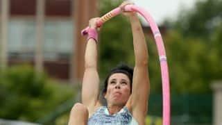 Golden Eagle Invitational 2016: Jenn Suhr sets women's world record in indoor pole vault