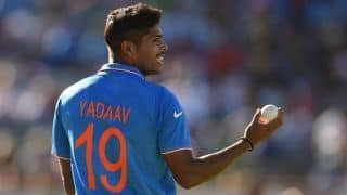 Umesh Yadav to replace Shardul Thakur in India's squad for first two ODIs against Windies