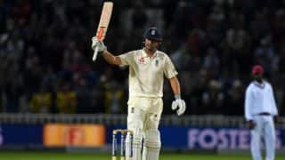 Cook moves up to 6th spot post double-ton vs WI at Edgbaston