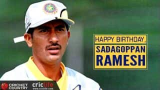 Sadagoppan Ramesh: 17 facts about the former Indian opener turned actor