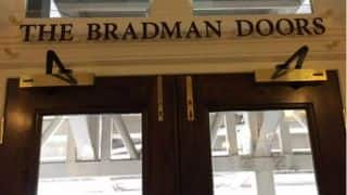 The Bradman Doors at The Oval