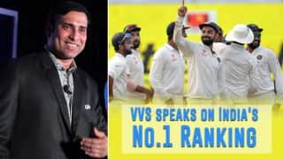 VVS Laxman: India's ascent to the pinnacle an all-round team effort