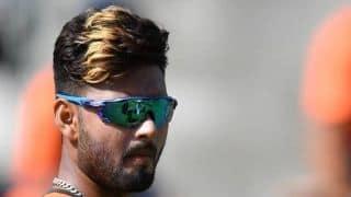 Rishabh Pant to make ODI debut on Sunday?