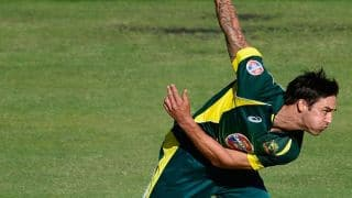 Mitchell Johnson will show no mercy when Australia plays Zimbabwe, says Darren Lehmann