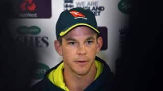 Mistakes have been made, we have learnt from it: Tim Paine