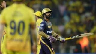 As captain I am okay with not coming up on top everyday: Dinesh Karthik