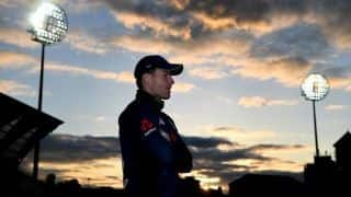 """Sky's the limit"" for England: Eoin Morgan"