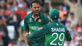 पाकिस्तान से हार के साथ द. अफ्रीका सेमीफाइनल की दौड़ से बाहर