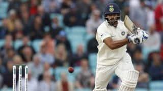 Deodhar Trophy 2018-19: Hanuma Vihari's 76 powers India B to consecutive victory