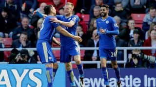 Premier League 2015-16: Leicester City win away from EPL title