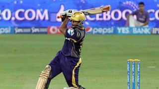 Uthappa's fifty guides KKR to easy victory against CSK