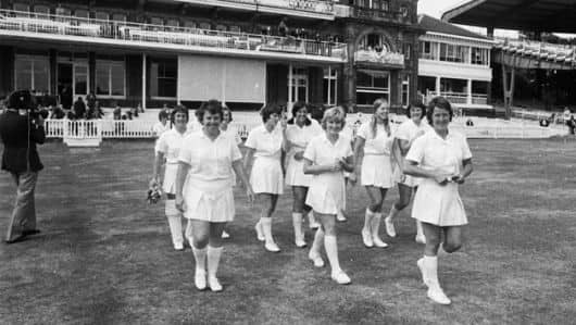 Lord's finally opens the doors for women to play their first-ever cricket match at the hallowed venue
