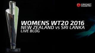 NZW 111/3 in 15.5 Overs | Live Cricket Score, New Zealand vs Sri Lanka, Women's T20 World Cup 2016, NZ W vs SL W, Match 2 Group A at Delhi: NZW win by 7 wickets