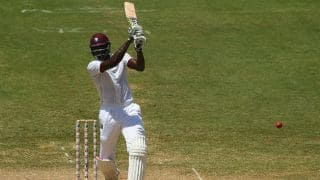 IND vs WI 2016, 1st Test, Day 3: Watch Holder-Dowrich partnership