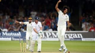 India in command at stumps on Day 4 of 2nd Test against England at Lord's